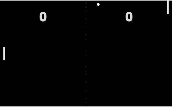 Retro Game: Pong